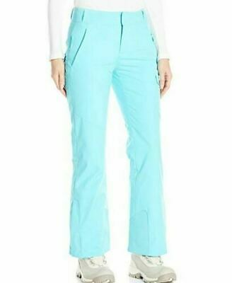 """Spyder Women's Me Tailored Fit Pant FREEZE (Size 2/L) 32"""" Inseam NWT MSRP $250"""