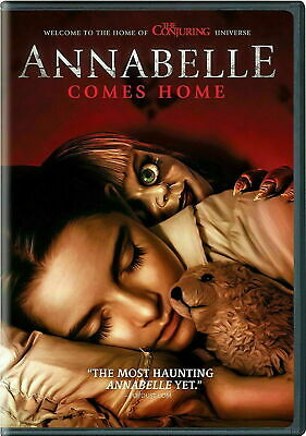 Annabelle Comes Home (New,Sealed,2019,Dvd) Demonic Possession,Free Shipping...