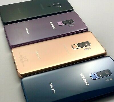 Samsung Galaxy S9+ PLUS G965U ATT/T-Mobile/Sprint/Boost/Verizon FACTORY UNLOCKED