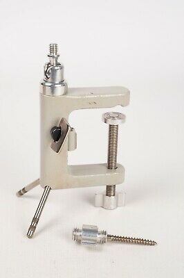 Vintage table tripod and Clamp-Pod