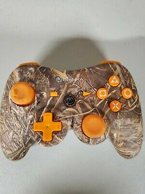 Power A - Real Tree Wireless battery powered PS3 controller
