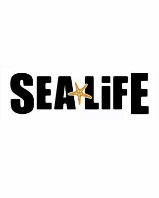 SEA LIFE CENTRE TICKETS pick Your Own Date & Location Be Quick Dates Going Fast