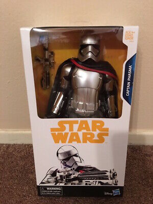 Star Wars Captain Phasma 12 Inch New In Box Disney Hasbro  The Last Jedi