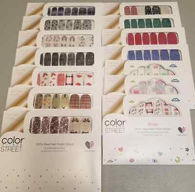 SHIPS TODAY with FREE TWOSIE!-HOLIDAY SPECIAL Color Street HOLIDAY styles