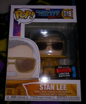 "Funko POP! ""Marvel"" NYCC 2019 Stan Lee (Walmart exclusive) IN-HAND SHIPS FAST"