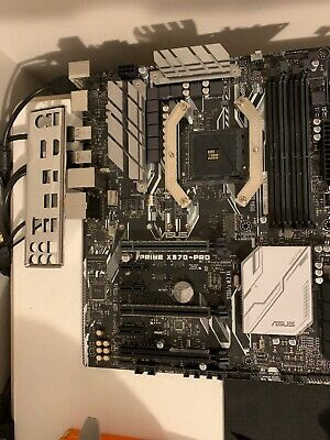ASUS PRIME X370-PRO AMD AM4 Motherboard