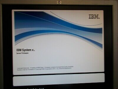 IBM systemX thin client server