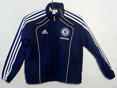 CHELSEA football tracksuit top 2010 9 - 10 years