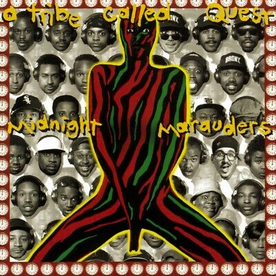 A Tribe Called Quest - Midnight Marauders vinyl LP NEW/SEALED IN STOCK