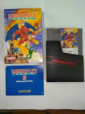 Gargoyle's Quest 2 (NES/pal B/complete) *like new/rare*