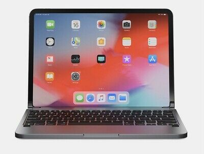 BRYDGE Wireless Keyboard & Magnetic Cover for 11-in iPad Pro Brand New Open Box