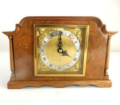 Good Vintage F W Elliot Clock French Escapement 7 Jewel Movement