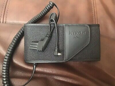 Nikon SD-8a Battery Pack SB900 Etc Booster