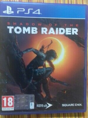 Shadow Of The Tomb Raider   by Square Enix PS4