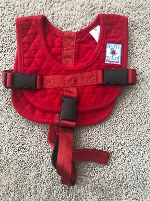 Baby B'air Flight Vest Red For Infants