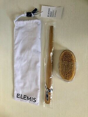 Elemis Body Detox Skin Brush - Brand New With Tags - RRP £21