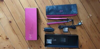 Ghd platinum electric pink Glätteisen Top OVP