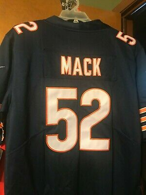 Khalil Mack # 52  Jersey Men's Chicago Bears M New w/ tags