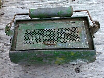 Vintage Rodent carrier box