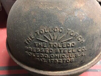 The Toledo Torch Smudge Pot #1732708