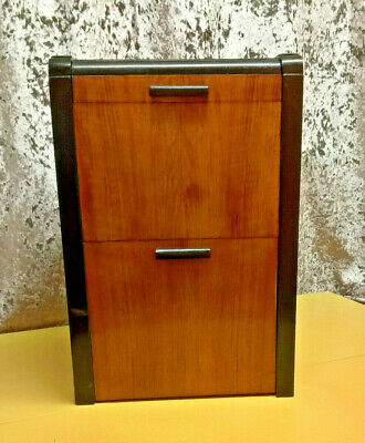 Deco Sewing Box / Side Table / Stool 1930s