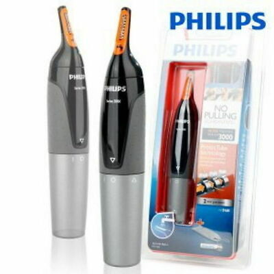Phillips Nose Ear Eye Hair Water-Proof Trimmer NT3160 Shaver with Battery_RU