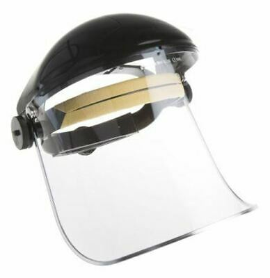 JSP AFA Clear Eye Shield AFA061-131-100 Full Face Visor without Chin Guard PPE