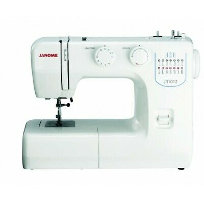 Janome JR1012 Sewing Machine, Quilting, Dress Making, Patchwork