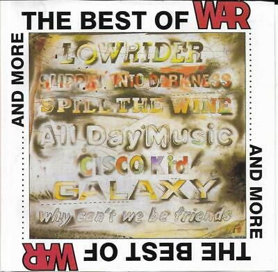 War - The Best of…and More CD - 1987 Avenue R2 70027