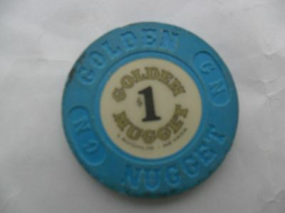 $1 Golden Nugget Laughlin Casino Chip