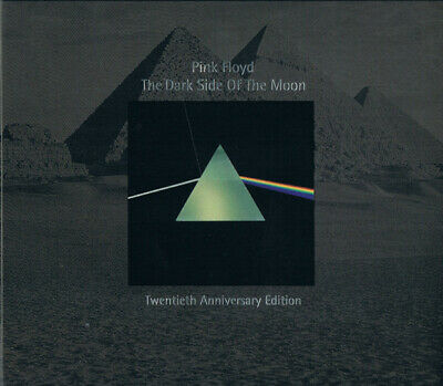 Pink Floyd, The Dark Side of the Moon, Twentieth Anniversary Edition, cd