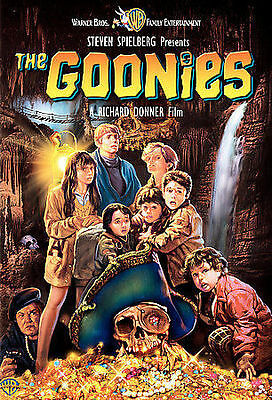 The Goonies (DVD, 2007) RARE 1985 JOSH BROLIN'S 1ST MOVIE SPIELBERG, BRAND NEW