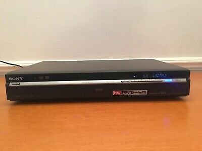 Sony RDR-HXD970 DVD Recorder 250GB Hard Drive HDMI Freeview