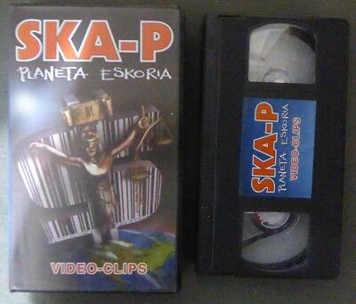 VHS video-clip promocional SKA-P PLANETA ESKORIA Musica ska video clips (121)