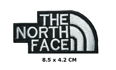 THE NORTH FACE Embroidered Iron/ Sew On Logo Patch Biker Sports Jacket Hat Badge
