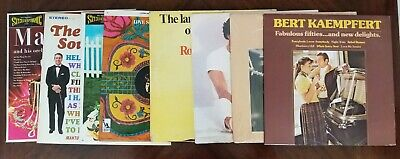 "Lot of LP's Vintage 12"" Vinyl Your Choice $1.49 Combined Shipping"