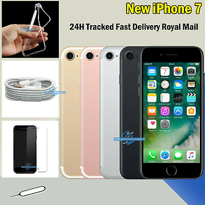 New 256GB 128GB 32GB Apple iPhone 7 Smartphone Unlocked Sim Free Various Colours