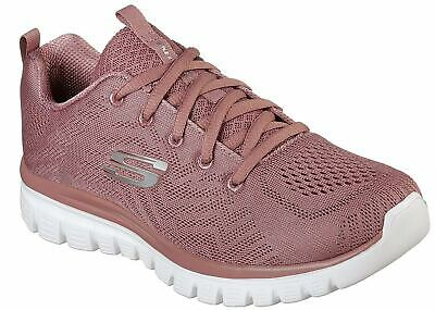 SKECHERS GRACEFUL DAMEN Sneakers Turnschuhe Freizeit 12615