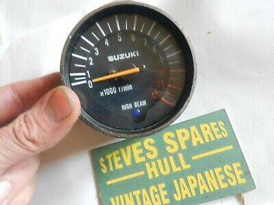 Suzuki Zr50K/Ke Tachometer ,34210-46240 ,1981 Model .,Nos .Genuine .