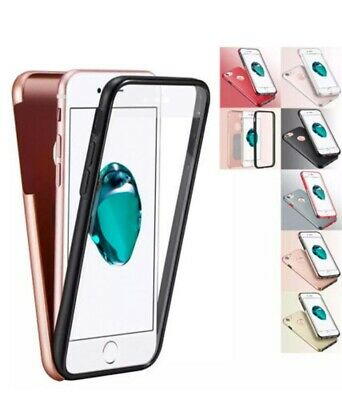 For Apple iphone 11 11PRO 11PRO MAX Shockproof Slim 360 HardProtective Full Case
