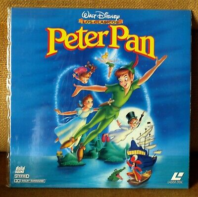 Peter Pan - Laser Disc Pal