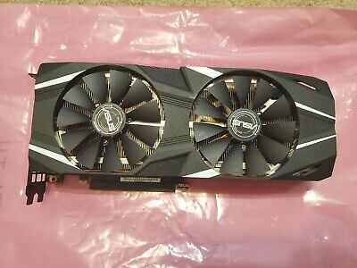 ASUS Dual GeForce RTX 2080 Ti Overclocked 11GB GDDR6 PCIe Gaming Video Card Look