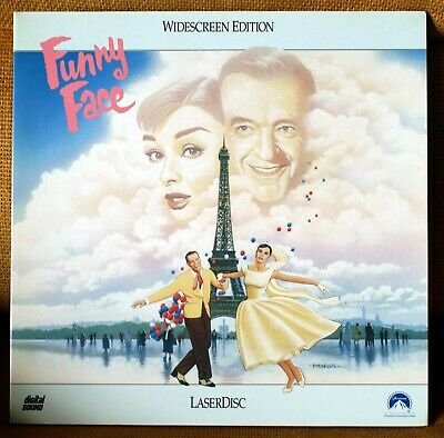 Funny Face - Laser Disc Ntsc