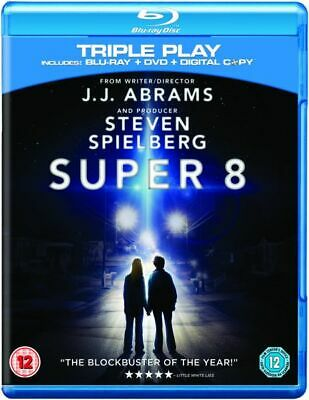 Pelicula Bluray Super 8 Edicion Uk (Audio Castellano Solo En Bluray) Precintada