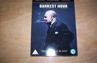 Darkest Hour (with Digital Download) [DVD] Region 2 New