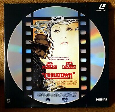 Chinatown - Laser Disc Pal