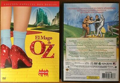 El Mago De Oz - 2Dvd Pal