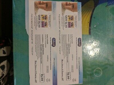 Enfamil Coupon Checks  $10 worth.