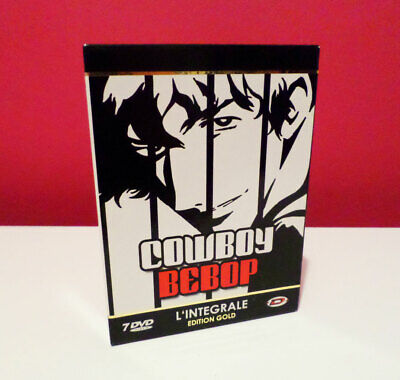Coffret DVD Cowboy Bebop - L'Integrale - Edition Gold