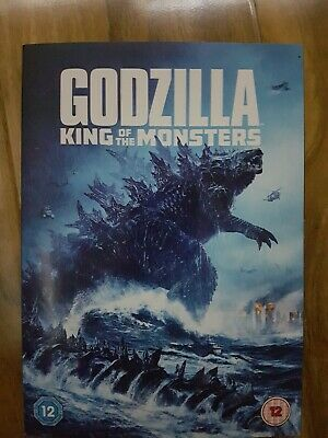 Godzilla: King of the Monsters [2019] (DVD)
